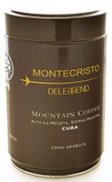 Montecristo coffee tin